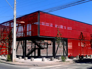 Tetralux Arquitectos Minimalistische Häuser