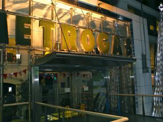 Tetralux Arquitectos Geschäftsräume & Stores