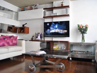 apartamento Rivera:  de estilo  por in Design & Craft, Ecléctico