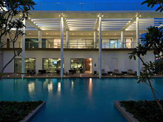 Lodha Bellissimo Clubhouse by Racheta Interiors Pvt Limited Modern