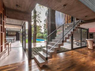 Casa Aranzazu de Besonías Almeida arquitectos Moderno Hormigón