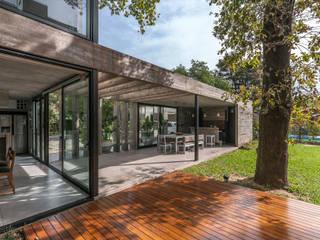 Eengezinswoning door Besonías Almeida arquitectos