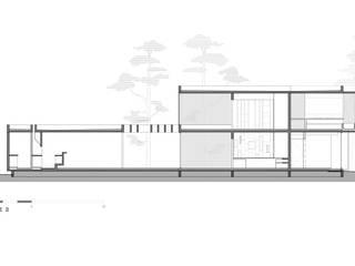 Casa Aranzazu:  de estilo  por Besonías Almeida arquitectos