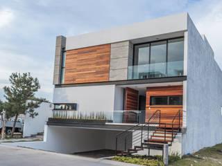 SESIÓN FOTOGRÁFICA PUERTA LAS LOMAS - DÍA - : Villas de estilo  por ECKEN virtual spaces