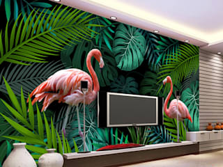 Duvarkapla.com – Tropikal duvar kağıdı:  tarz