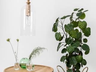 LOFT HULUB LAMPA WISZĄCA: styl , w kategorii  zaprojektowany przez Kolorowe Kable