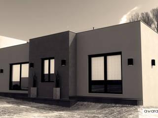 CASA CG Casas modernas: Ideas, imágenes y decoración de áwaras arquitectos Moderno