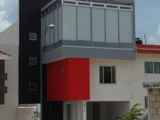 """Casa """"Punto Rojo"""" de T+E ARQUITECTOS"""