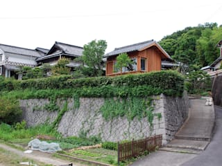 Rumah oleh 丸菱建築計画事務所 MALUBISHI ARCHITECTS, Modern