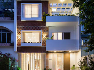 Maisons modernes par Công ty TNHH Xây Dựng TM – DV Song Phát Moderne