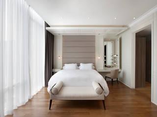Senopati Suites Apartment: Kamar Tidur oleh High Street,