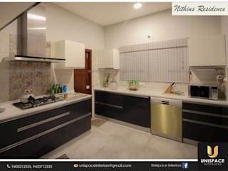 RESIDENCE VILLA APARTMENT INTERIORS -CONTEMPORARY INTERIORS- UNISPACE INTERIOR