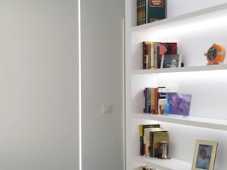 torradoarquitectura غرفة المعيشة