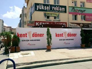 restaurant projesi artankara içmimarlık®