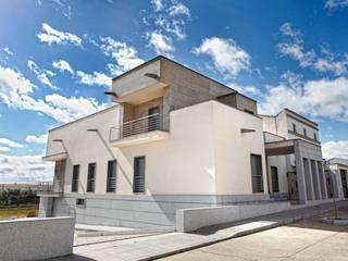 Vivienda en Quintana de la Serena DonStudio Casas de estilo moderno