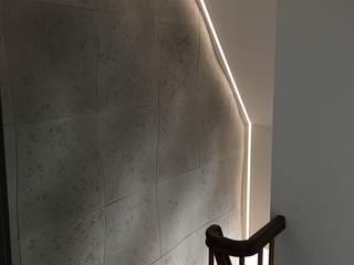 โดย Loft Design System Deutschland - Wandpaneele aus Bayern โมเดิร์น