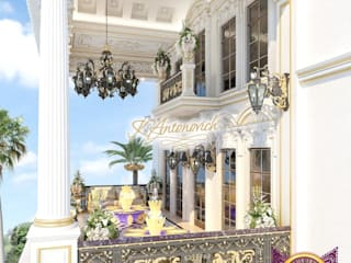 ​Virtuoso architectural projects from Katrina Antonovich:  Houses by Luxury Antonovich Design