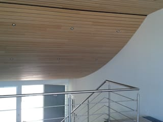 Pedro de Almeida Carvalho, Arquitecto, Lda Scale Ferro / Acciaio Effetto legno