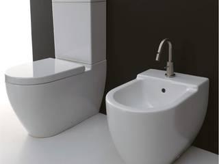 Smile Bath S.A. BañosSanitarios Cerámico Blanco