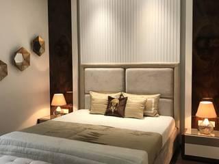 Parents Bed Room :   by HM DESIGNZ