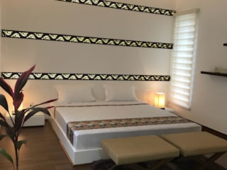 Guest Bed Room:   by HM DESIGNZ