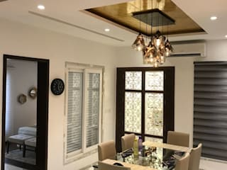 Dining Area :   by HM DESIGNZ