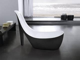Sugestões para Espaços Comerciais: Casas de banho  por Smile Bath S.A.,Moderno