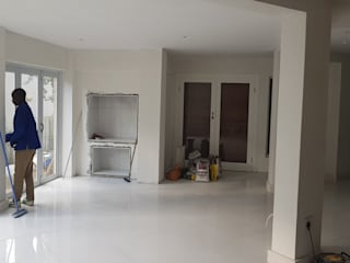 Renovation Naidoo by Rykon Construction