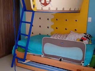 camas y literas para niños:  de estilo  por Camas infantiles the Woodpecker