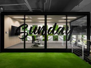資訊的創新傳遞 鈊楹室內裝修設計股份有限公司 辦公室&店面