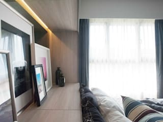 舒適機能空間 鈊楹室內裝修設計股份有限公司 臥室