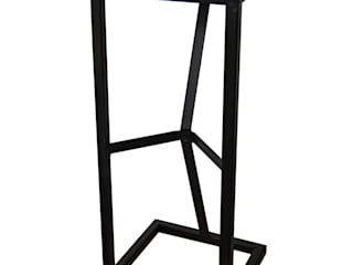 Tetra Steel Bar Stool 750mm: industrial  by SPRUE Limited, Industrial