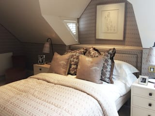 A Small But Special Fitting in Hampstead Plantation Shutters Ltd BedroomAccessories & decoration Kayu White