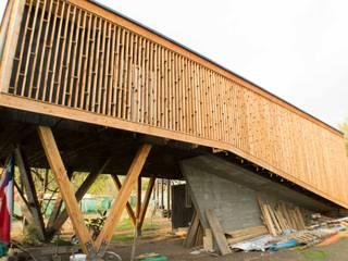 Celosia: Casas unifamiliares de estilo  por PhilippeGameArquitectos
