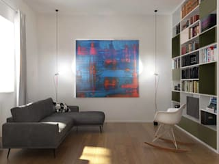 ULA architects Living room