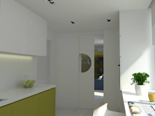 ULA architects Kitchen