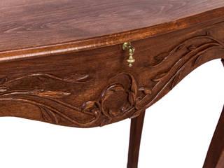 Mesa de encostar de estilo D. José:   por Woodmade,Clássico