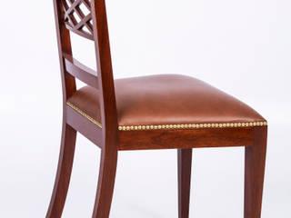 Cadeira estilo D. Maria:   por Woodmade