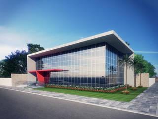 Projetos Comerciais por Marcos Assmar Arquitetura | Paisagismo