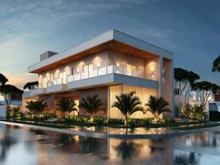 Projetos Residenciais por Marcos Assmar Arquitetura | Paisagismo Moderno