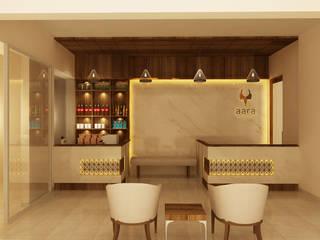 Business Class Hotel - Uganda:   by Aurazia Design Studio