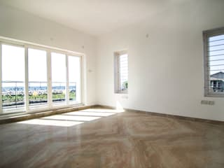 Beach Villa,Uthandi:  Bedroom by M/s Studio7 Architects