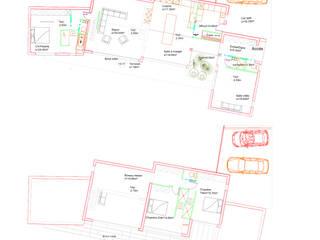 EC-Bois | Maison Laviron | Jouars-Pontchartrain:  de style  par EC-BOIS