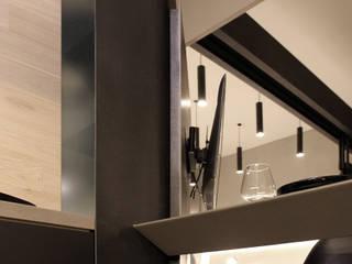 Salas de estar modernas por Fabio Barilari Architetti Moderno