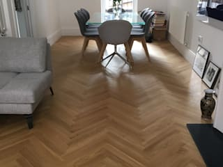 Floors by tuttoparquet, Modern