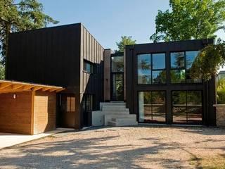 EC-BOIS Wooden houses Engineered Wood Wood effect