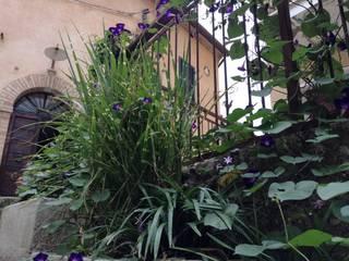 Jardines de estilo rústico de Au dehors Studio. Architettura del Paesaggio Rústico
