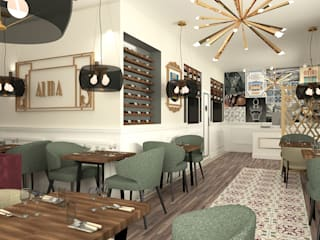 Gastronomy by No Place Like Home ®, Eclectic