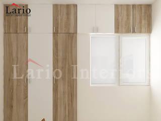 The best interiors in chennai:   by Lario interiors