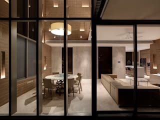 Lim Ai Tiong (LATO) Architects Modern kitchen